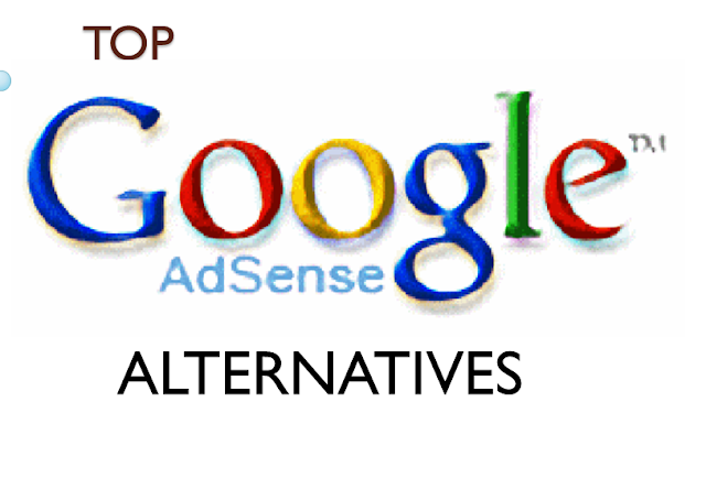 Google Adsense Alternatives - Sites Like Google Adsense