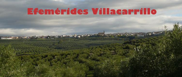 Efemérides Villacarrillo