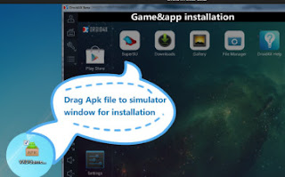 Free Download Droid4X Android Emulator