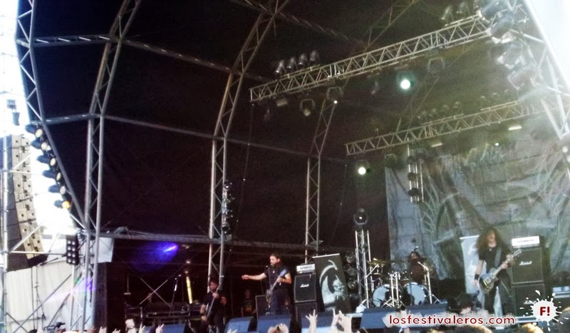 Vagos Open Air 2013, Rotting Christ