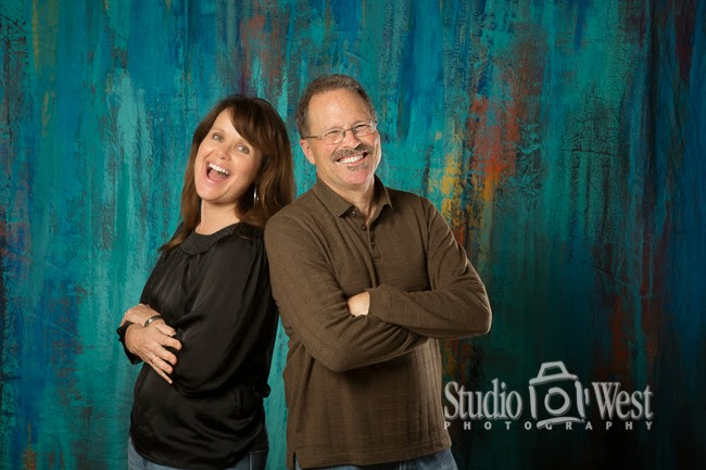 Portrait Photography - Testing Background - Senior Photography Cool Background - Studio 101 West Photography