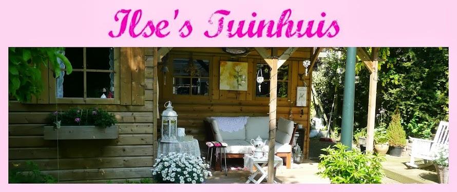 Ilse's Tuinhuis