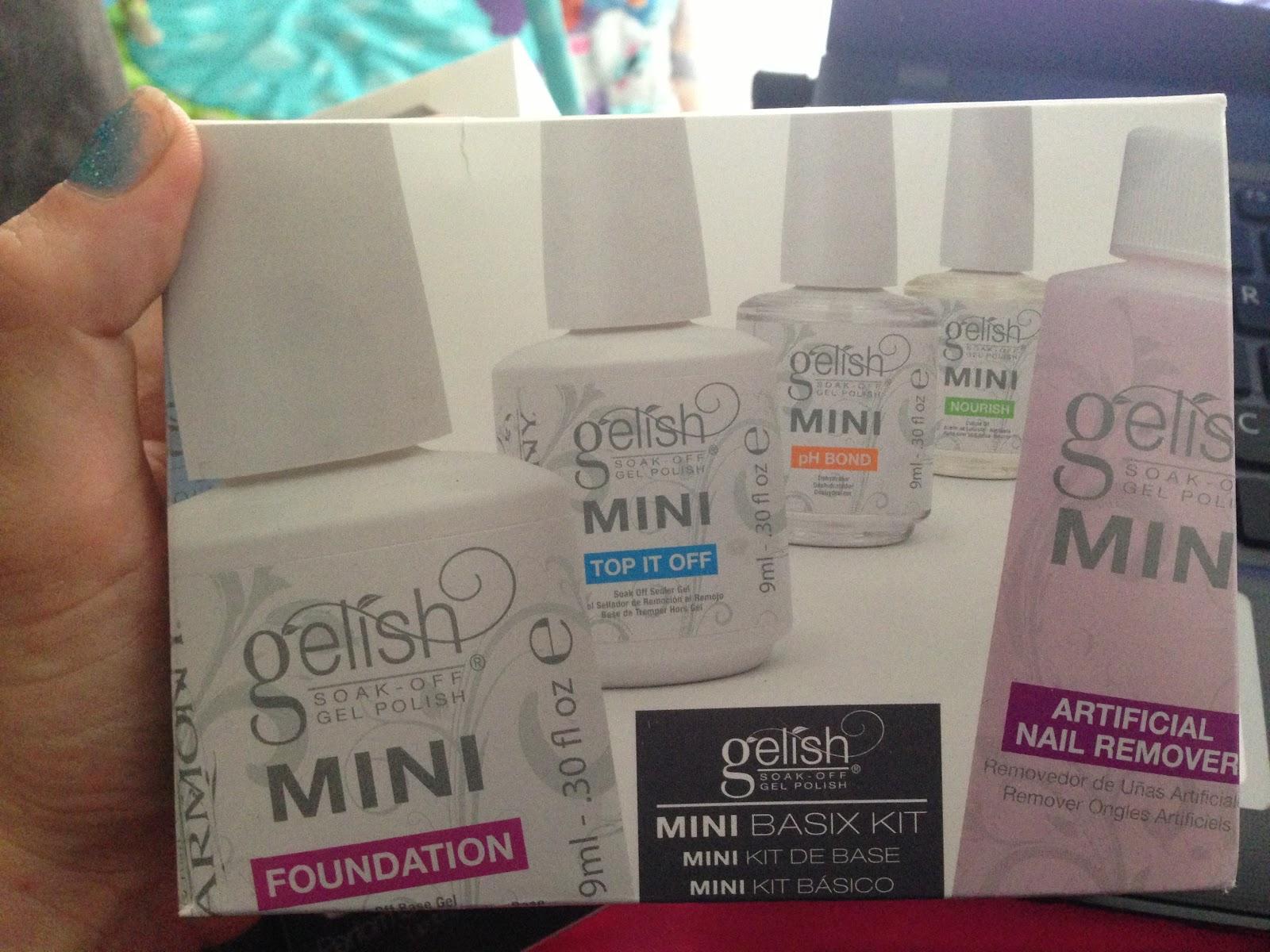 The Science of Beauty: Gelish soak off gel polish