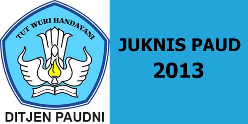 Kumpulan Juknis PAUD 2013
