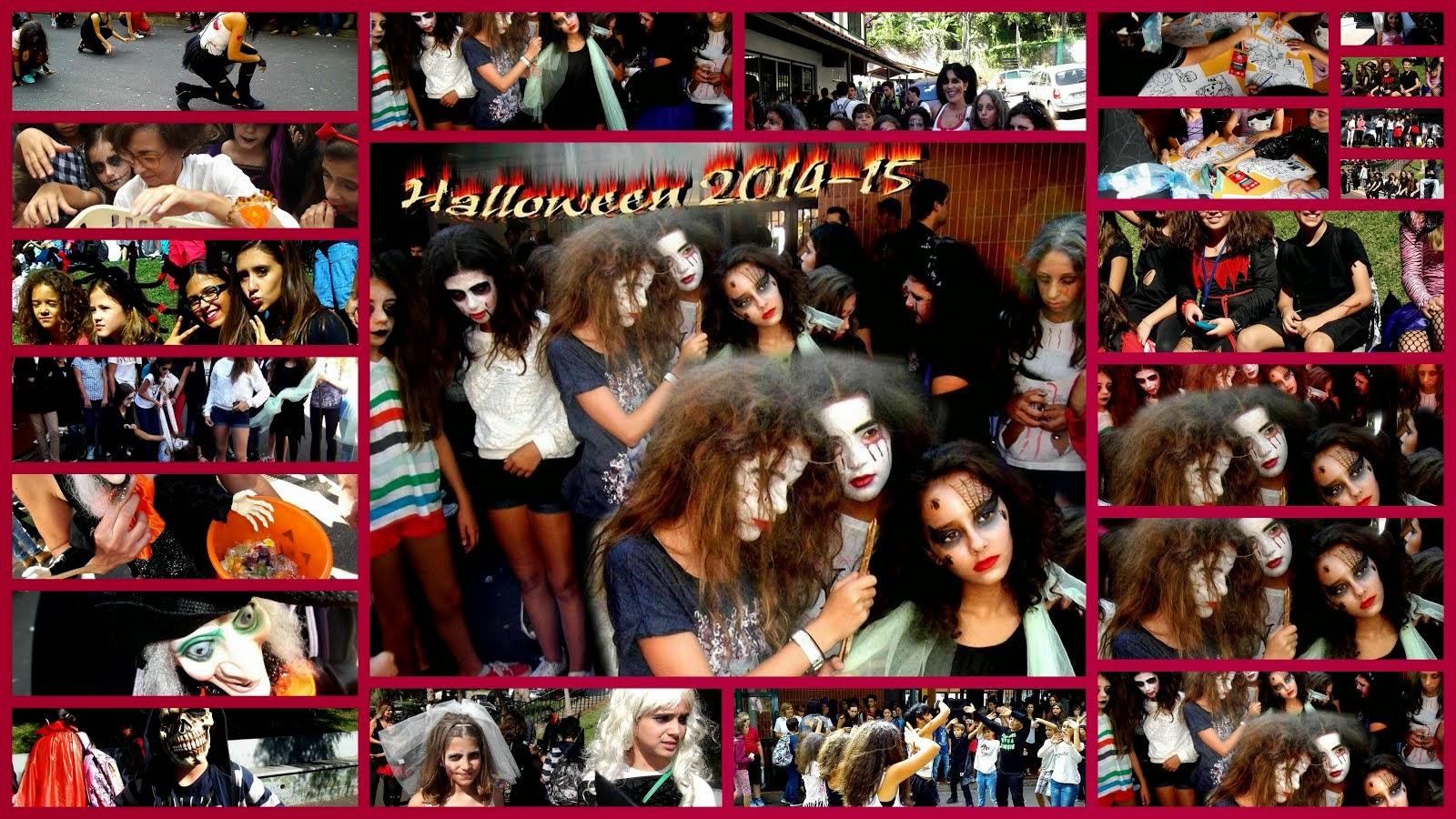 O Nosso Halloween