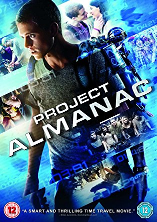 Project Almanac 2015 Dual Audio 720p BluRay Hindi ESubs Download