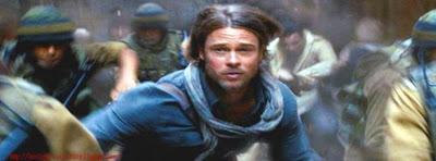 Couverture facebook Brad Pitt