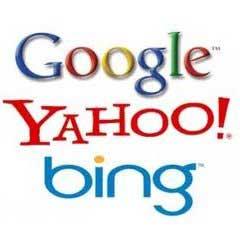 google, yahoo, facebook, microsoft