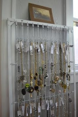 Craft Ideas Vintage on Vintage No  35  Has A Great Idea To Use The Springs As A Jewelry