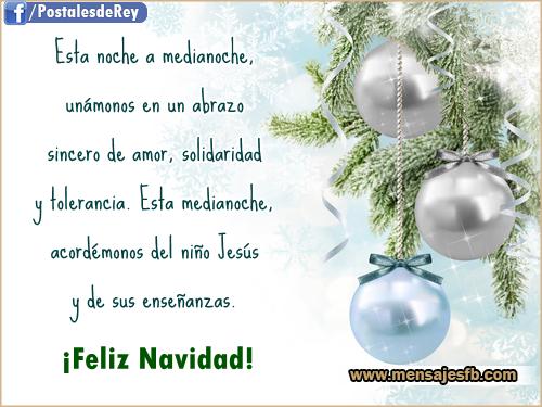 Tarjetas hermosas de navidad mensajes para amor - Bonitas tarjetas de navidad ...