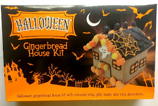 Grocery Gems Halloween Gingerbread House Kit Asda