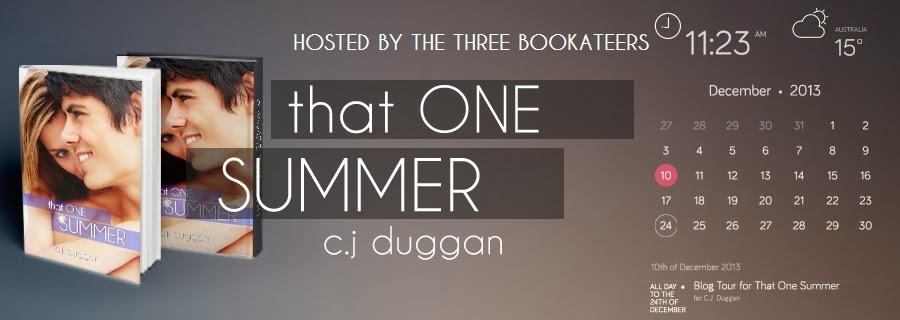 That One Summer by C.J Duggan