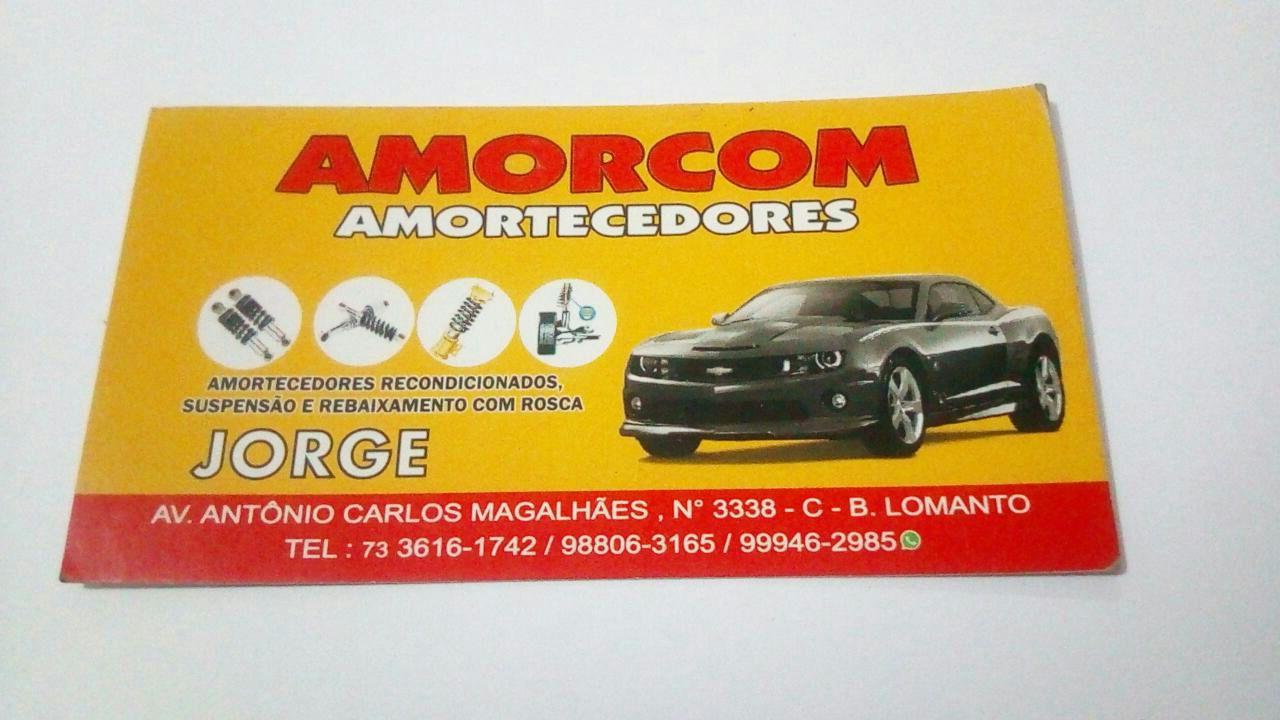 AMORCOM AMORTECEDORES