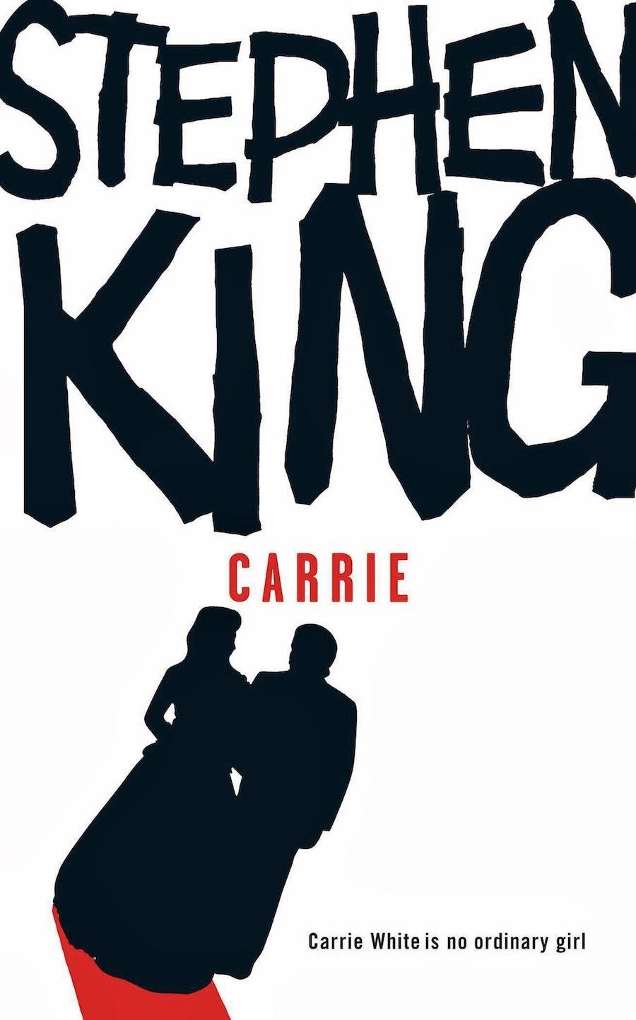 """Citeste cartea """"Carrie"""" de Stephen King"""