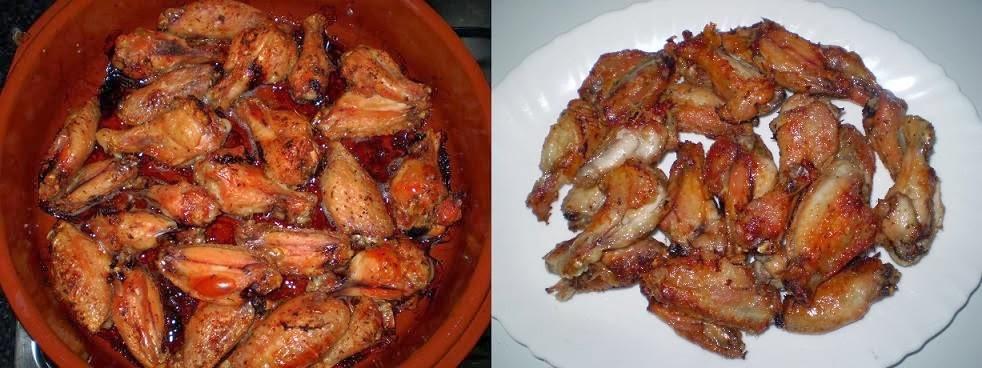 Receita de frango com molho agridoce