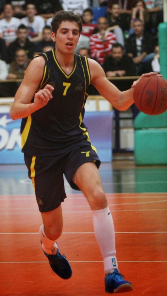 Χριστοδούλου: «Θέλω να αγωνιστώ στην Εθνική Ελλάδας»