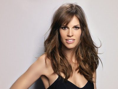 Hilary Swank Unseen Wallpaper