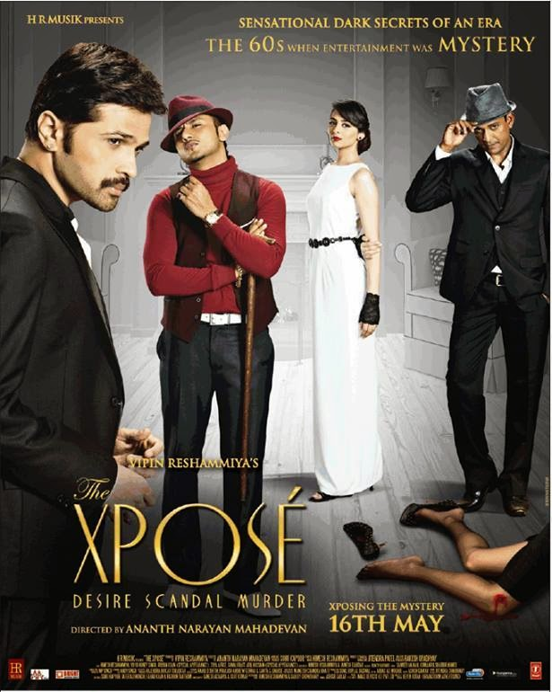 Watch The Xpose (2014) Hindi Movie Non Retail DVDRip Watch Online Free Download