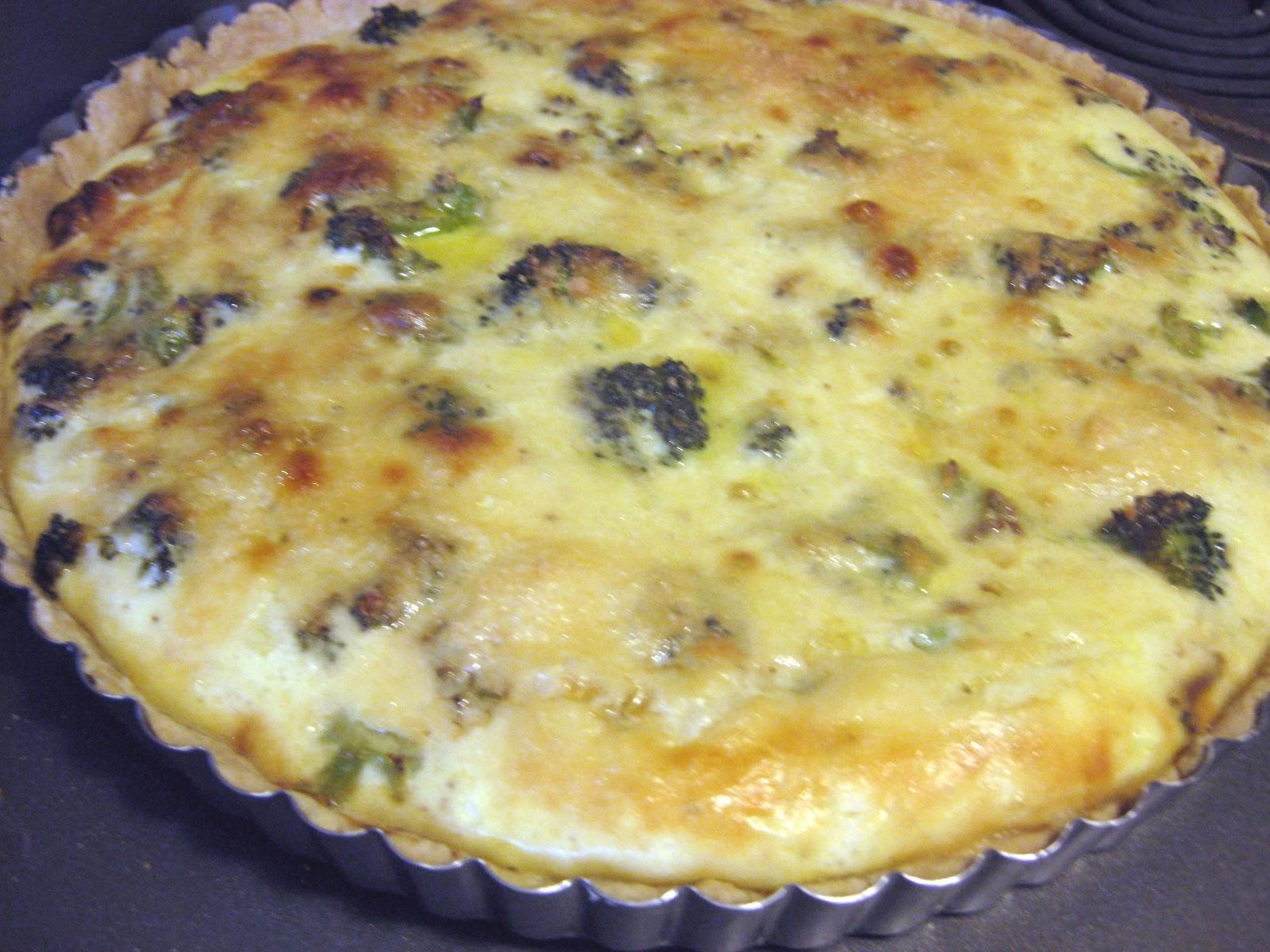 FEST: Caramelized Onion Gruyere Quiche