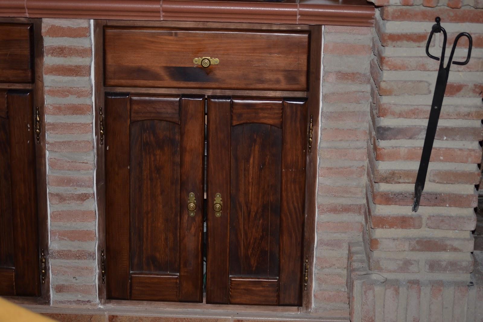 Puertas rusticas madera hago todo tipo de decoracion en - Puertas rusticas de madera ...