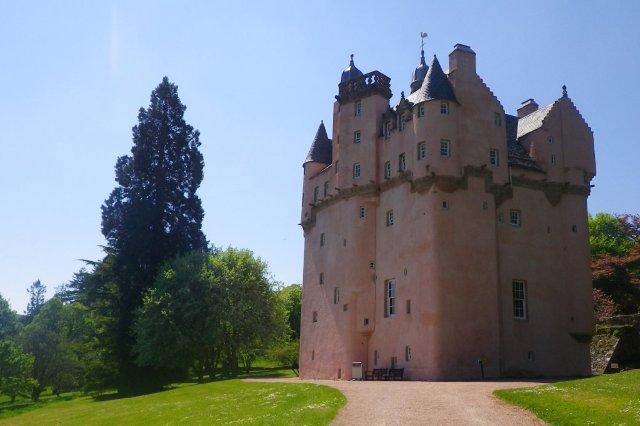 Castillo de Craigievar, Craigievar Castle