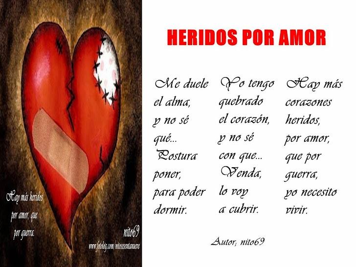 HERIDOS POR AMOR