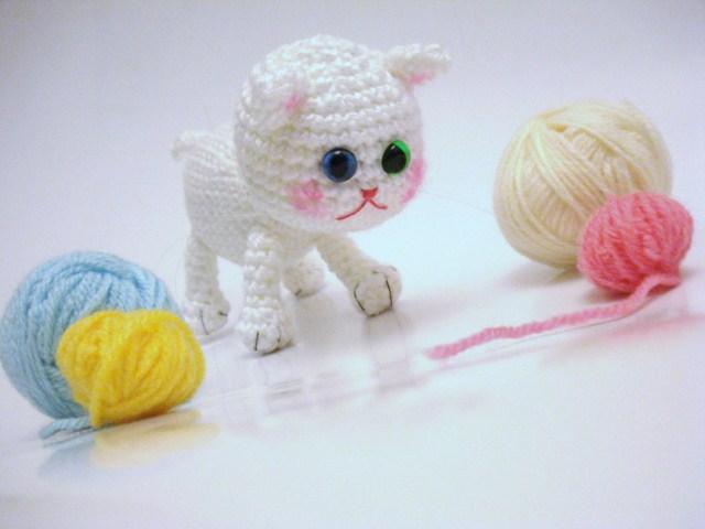 AllSoCute Amigurumis: Crochet Amigurumi Cat, Kitten, Kitty ...