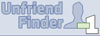 Unfriend Finder Logo