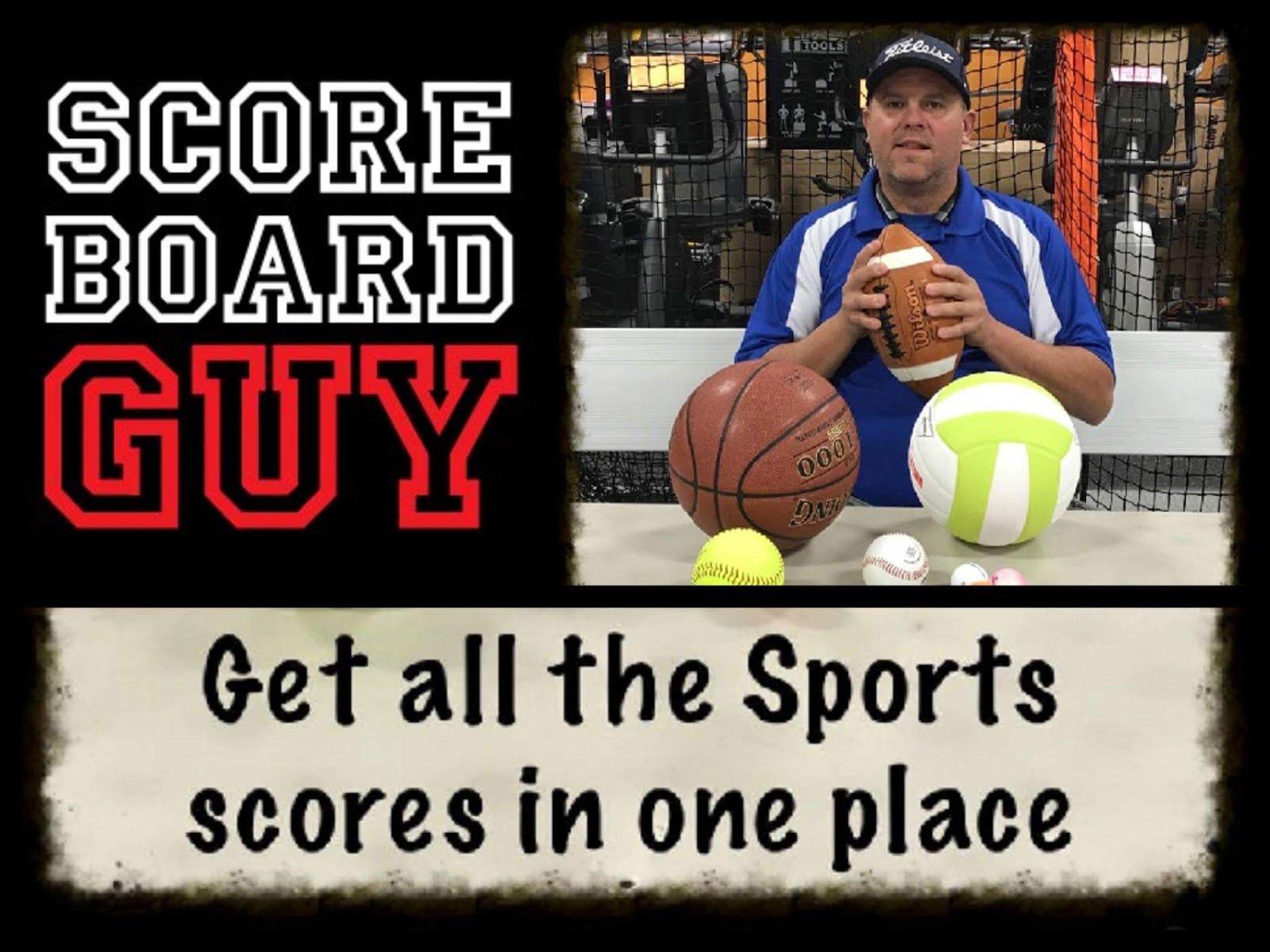 Scoreboard Guy