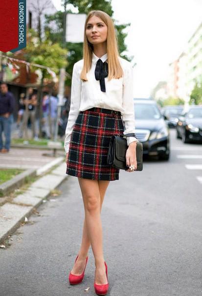 eye-catching fashion style