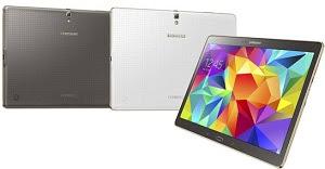 harga dan spesifikasi Samsung Galaxy Tab S 10.5 LTE terbaru