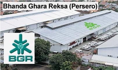 Rekrutmen pegawai Bhanda Ghara Reksa
