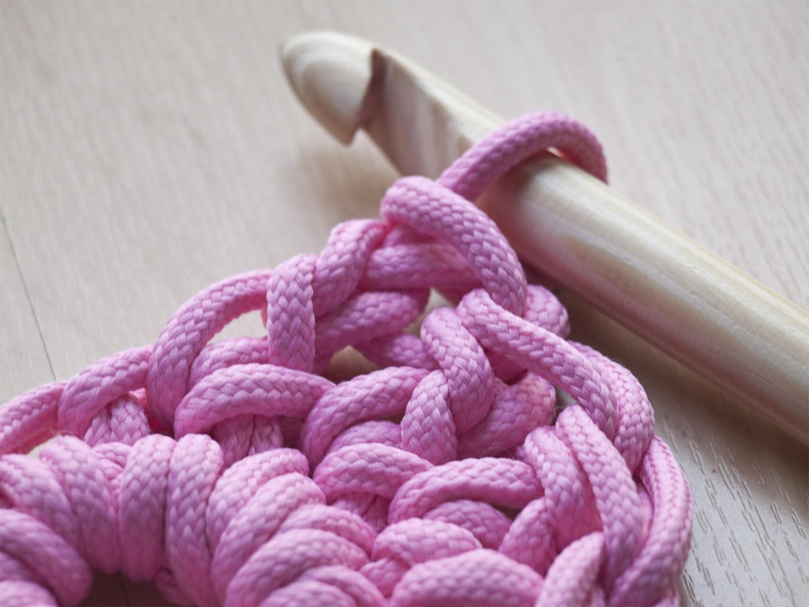 cordón de poliester para tejer XL