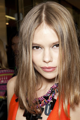 Fall/winter 2011 2012 Hairstyle Trends D&g