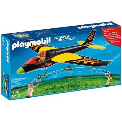 playmobil-5215-planeador aventura
