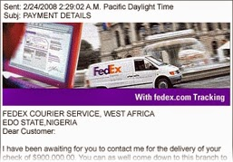 FedEx Delivery Avoid Scams