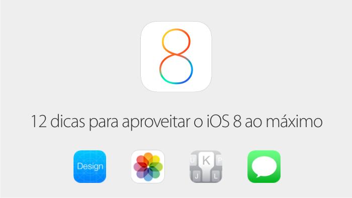 Dicas iOS 8
