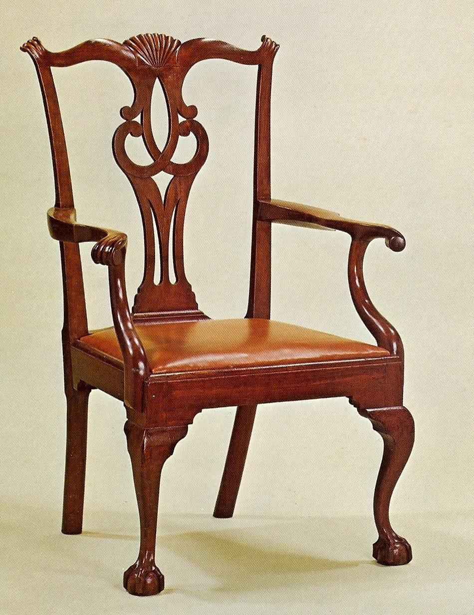Beautiful Eliphalet Chapin Chair
