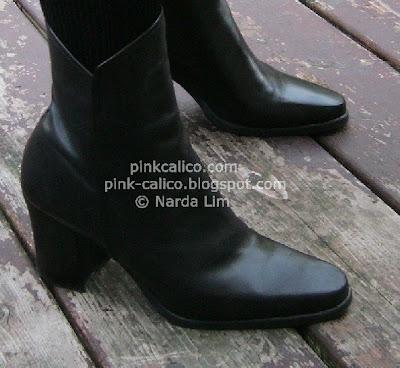 Pink Calico - Enzo Angiolini