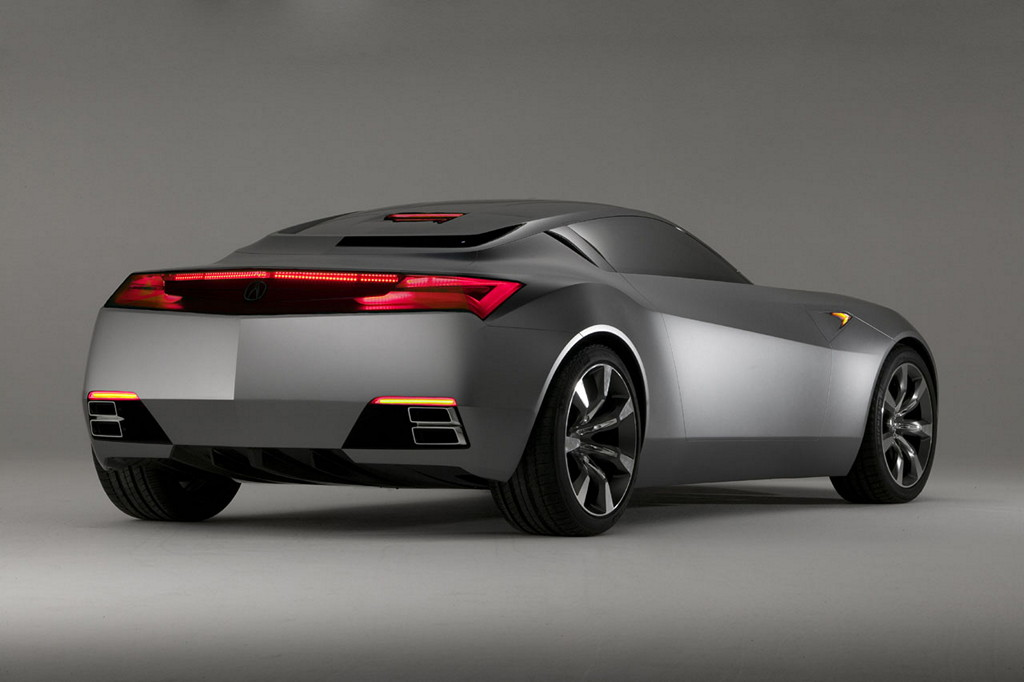 Acura Advanced Sports Car Concept 2007 NSX