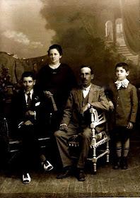 Francisco Salas y Ana Ruiz.1924