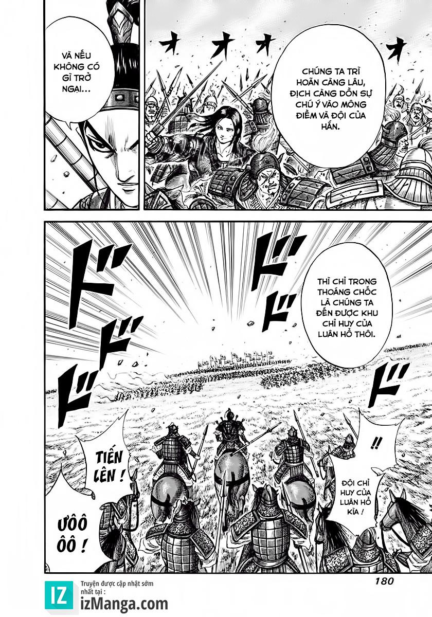 Kingdom – Vương Giả Thiên Hạ (Tổng Hợp) chap 216 page 9 - IZTruyenTranh.com