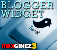 How to Add Twitter Widget Feeds on Blogger by www.maxginez3.com