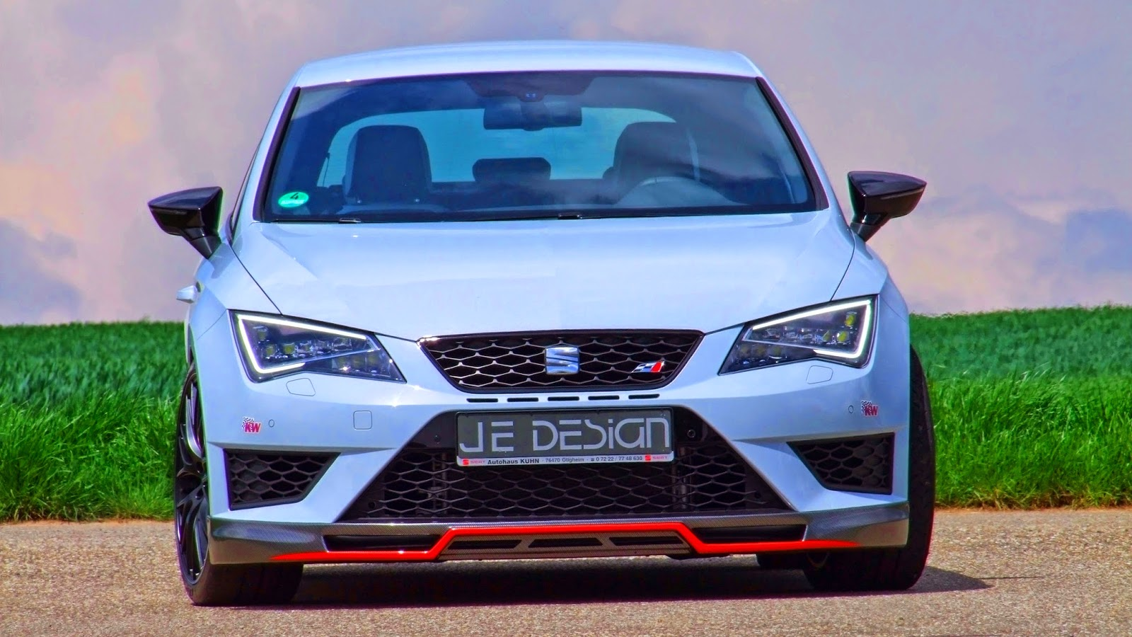 je design seat leon cupra 280 sc 2014 aro 19 350 cv 45. Black Bedroom Furniture Sets. Home Design Ideas