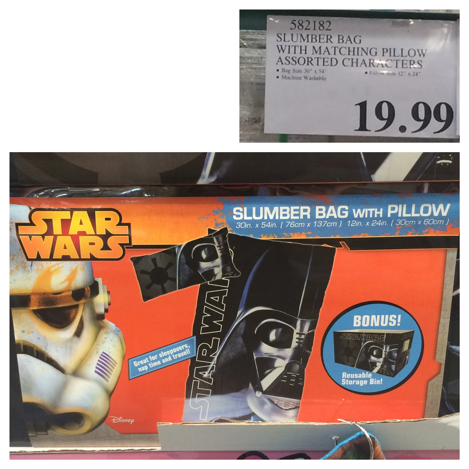 The Costco Connoisseur Star Wars At Costco