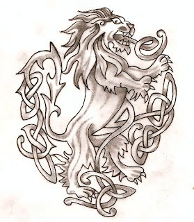 lion tattoos meaning
