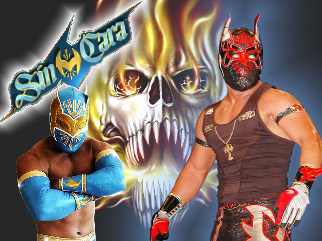WWE WALLPAPERS Sin Cara