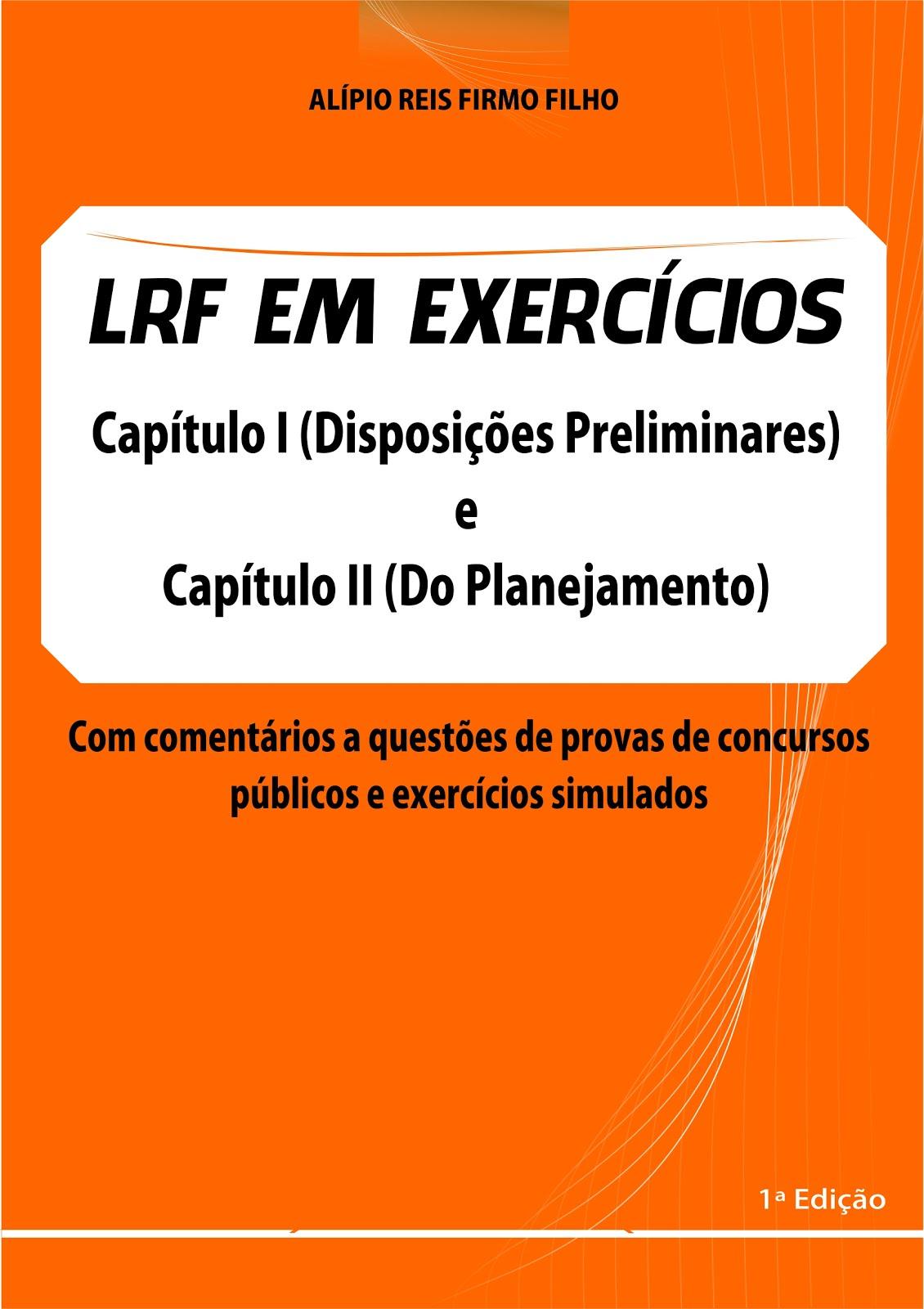 LRF EM EXERCÍCIOS