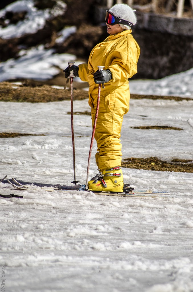 skiing in india, Ski suit India
