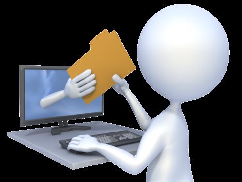 مشاركة الملفات بين أجهزتك دون برامج و لا كابلات و بدون حتى إنشاء حسابات